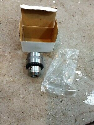 Jacobs Drill Chuck Sm8k61 564-12 Capacity 38-24 Thread Made In Usa