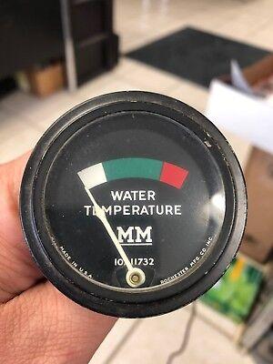 Minneapolis Moline Temperature Gauge 10a11732