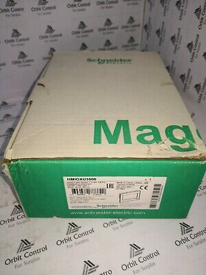 New In Box Schneider Magelis Hmi Touch Screen Hmigxu3500