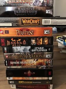 13 PC games