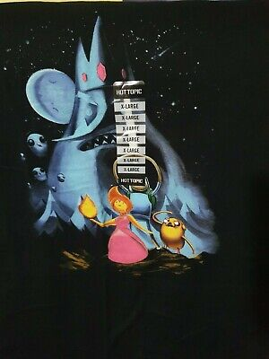 Adventure time shirt from Hot Topic, women's XL or UK 12-14