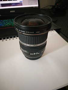 Canon EF-S 10-22mm f/3.5-4.5 USM Lens Wedgefield Port Hedland Area Preview