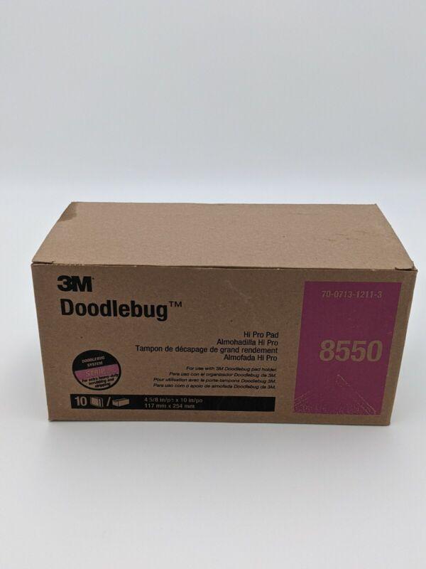 3M Doodlebug 8550 10pk Hi Pro Pads