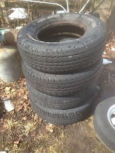 Radial long trail 4 tires