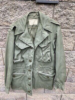 Vintage 1950s US Army M-1950 M1950 Field Jacket Size 32