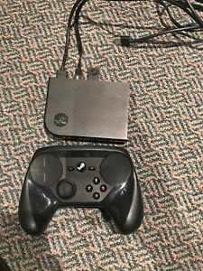 Steam link with controller