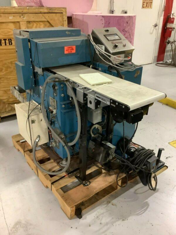 """12"""" Rosenthal sheeter machine"""