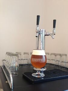 Series 3 Twin tap Kegerator complete setup. 3 kegs Gosford Gosford Area Preview