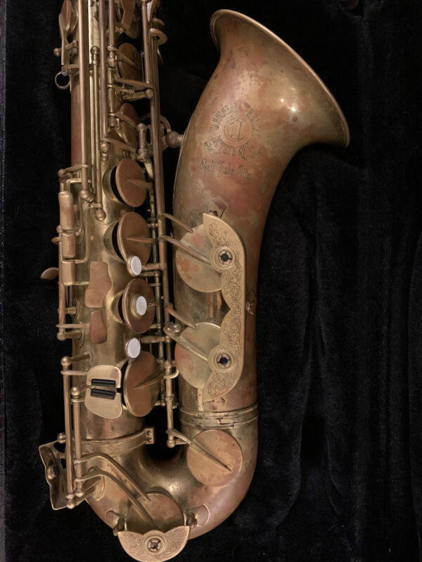 Tenor Cannonball Global Series Big Bell Saxophone pre-owned