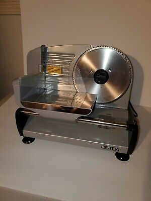 Segawe 7.5 Commercial Stainless Steel Semi-auto Meat Slicer - H011576a