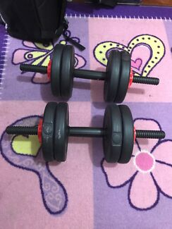 Wanted: SET OF Weights