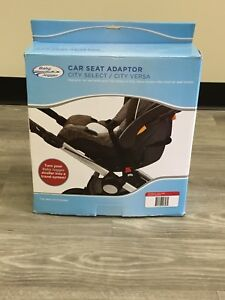 Baby Jogger City Select Car Seat Adaptor