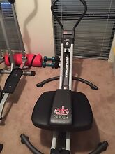 Ab glider fitness equipment Seville Grove Armadale Area Preview