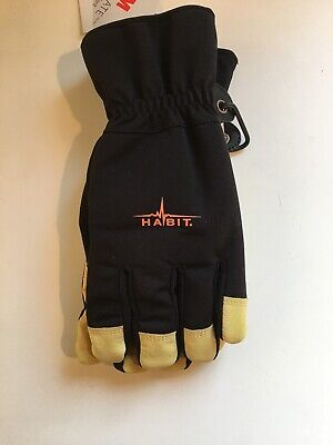 Habit Waterproof Multi-purpose Insulated Gloves Size Large And Extra Large