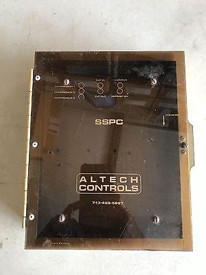 Altech Controls Sspc Cpu Circuit Board Control Box Only