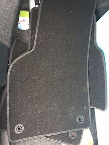 VW floor mats