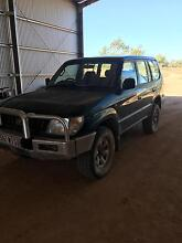 1997 Toyota LandCruiser Wagon Lissner Charters Towers Area Preview