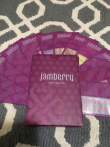 Jamberry collection + heater