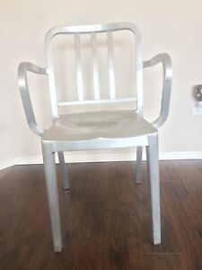 Aluminum/stainless steal light weight chairs