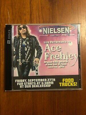 Ace Frehley 9/27/2019 Live Rare East Hanover Not Tmoq Kts Kiss