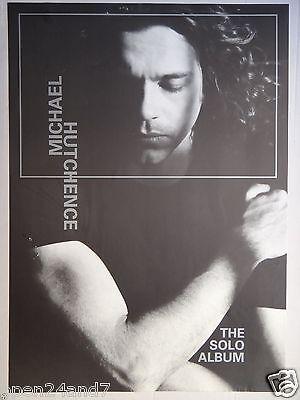 Michael Hutchence  Solo Album  U S  Promo Poster From 1999   Inxs  Max Q