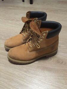 Timberlands size 11