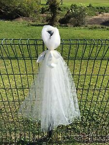 Wedding tulle for church pews Figtree Wollongong Area Preview