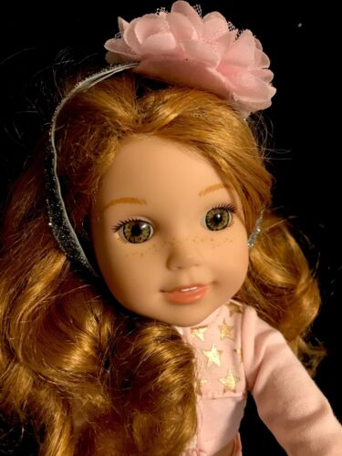 American Girl Wellie Wishers Doll, Wellie Wishers Willa Doll Strawberry Blonde - $38.00