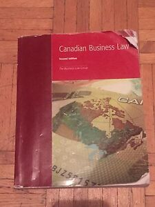 Humber accounting volume 1 and business law text books