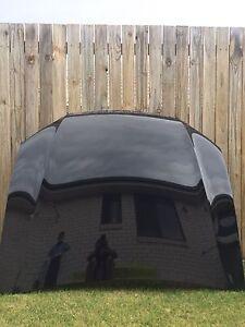 Ford falcon FG Xr6 black bonnet good condition Logan Village Logan Area Preview