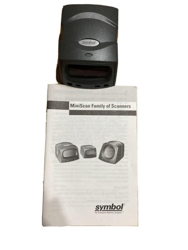NIB SYMBOL MS-2207VHD-I000R Fixed Barcode Scanner