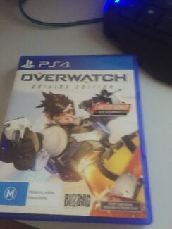 Wanted: Overwatch Origins Edition PS4