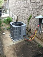 Ductwork, Heating, Furnace, Relocation, GasLine, Redtags, BBQ