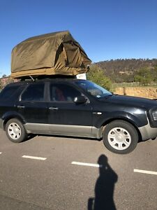 Ford Territory automatique ( Rego and plate WA)