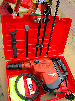 Hilti Te 80-atc Avr Combi Hammergood Conditionmade In Austria Fast Ship