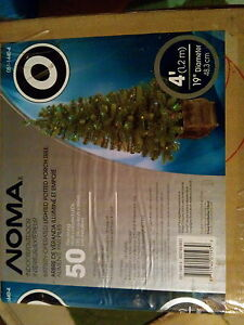 NOMA 4' Indoor/ Outdoor Lighted Potted Porch Tree Cambridge Kitchener Area image 2