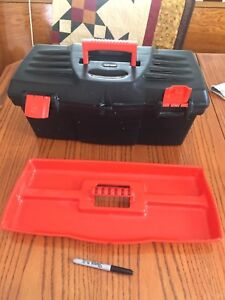Black and decker toolbox