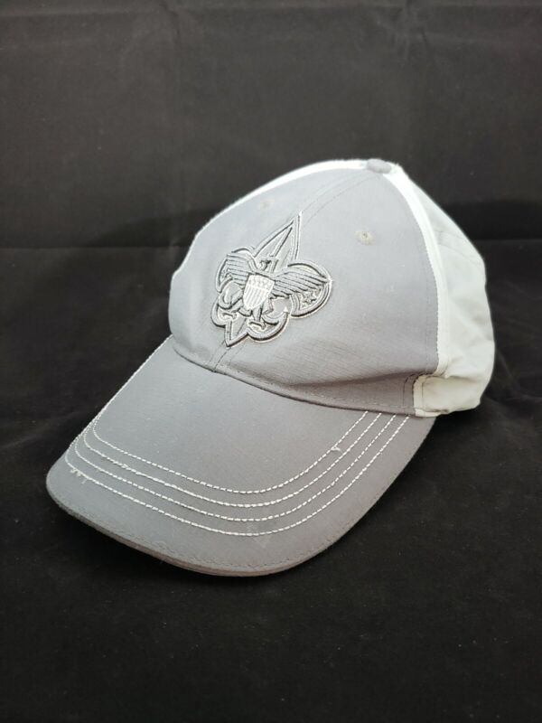 Boy Scouts of America Brown Light UP Power Baseball Cap Adjustable