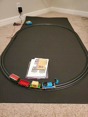 Bachmann HO Thomas Christmas Set #00721 Train Set Incomplete Works!