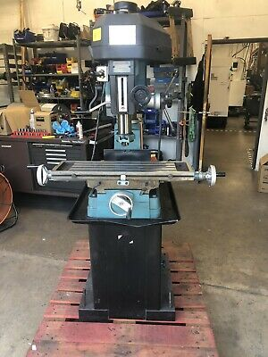 Rutland Tool Millingdrilling Machine Model 31bs Model Number 26660531