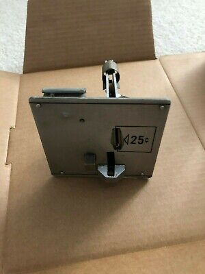 American Dryer 882690 Or 125100 .25 Coin Acceptor Body Only No Optic Switch