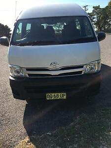 2012 Toyota Commuter bus. Diesel/Auto East Maitland Maitland Area Preview