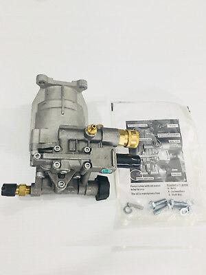 Horizontal Pressure Washer Pump Kit 34 Replac Pk18219-pk16331 Excell Devilbiss