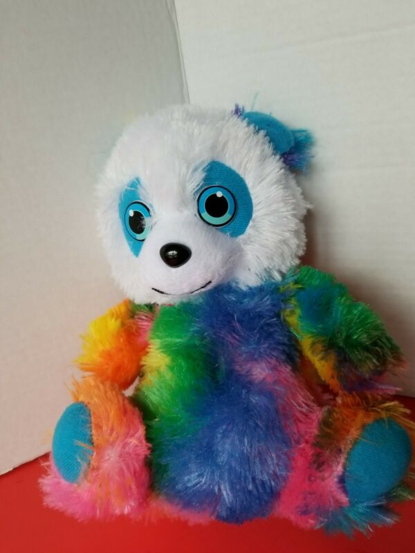 Classic Toy Company Rainbow Stuffed Animal Plush Rainbow Teddy Get Yours Today
