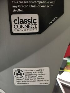 Graco Classic Connect 30 Infant Car seat & Base