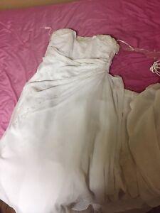 Size 24 Wedding Dress