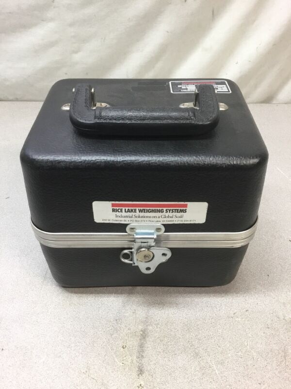 Rice Lake Weighing Systems 10 KG Class 4 Calibration Weight; 7.84 g/cm3