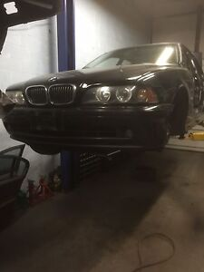 1997-2003 BMW 5 series e39 used Oem parts available
