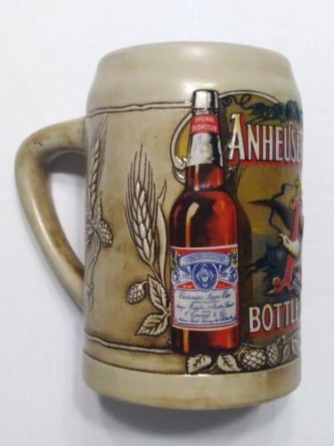 Budweiser 1995 Bottled Beer Stein
