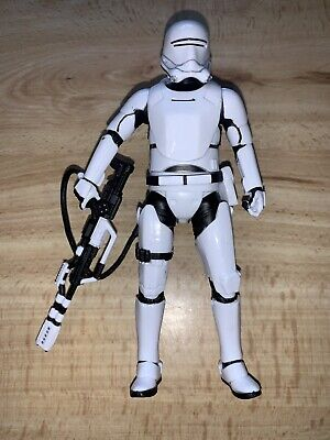 Star Wars Black Series First Order Flametrooper Loose/Complete Hasbro 6 Inch